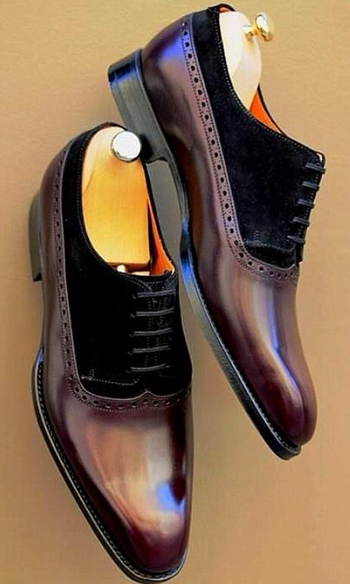 Men's shoes #stylefromachitownerseye
