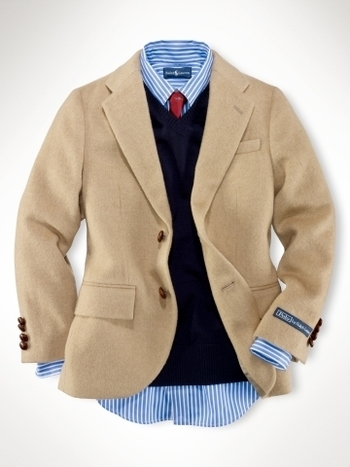 Polo Ralph Lauren, my favorite brand.