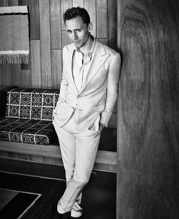 Tom HiddlestonEsquire UK June 2016 Read the