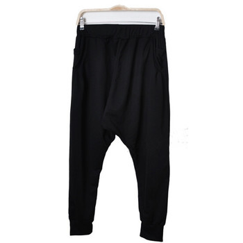 Aliexpress.com : Buy New Men Solid Low Crotch Sweatpants Dancing Hip Hop Men Cross Pants Large Crotch Loose Trousers Harem Pants Fashion Men's Cloth from Reliable pants costume suppliers on Mark's Stroe  | Alibaba Group
