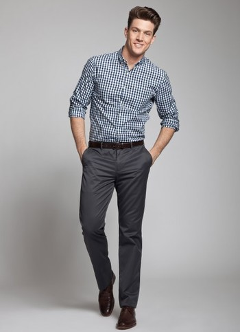 Dress $98 - Friday Greys | Bonobos