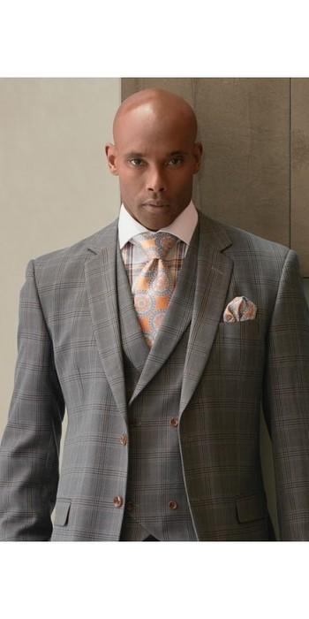 Men's Full Cut & Regular Cut Suits