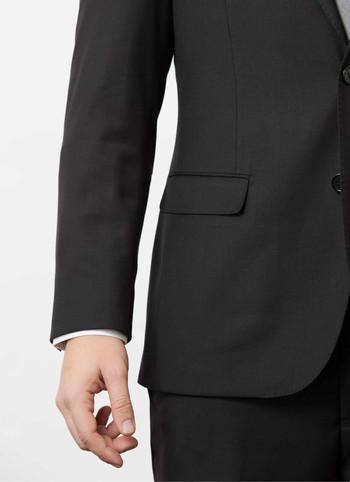 Classic Black Suit