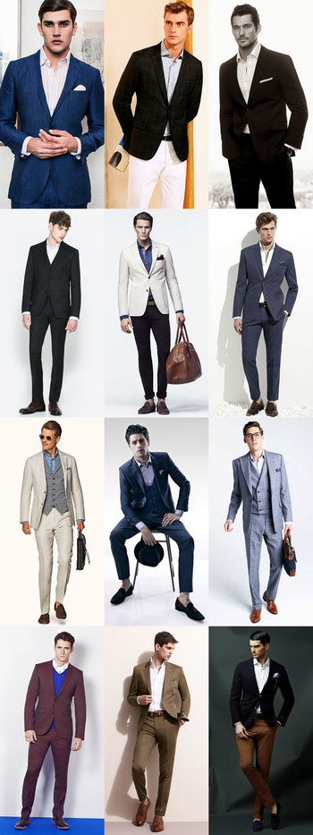 Men's Style Guide: Going Tie-Less