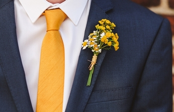 Quirky and Mismatched Barn Wedding in York By Jess Petrie