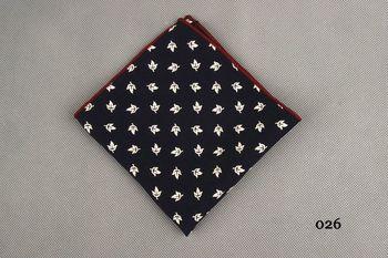 Men's Suits Cotton Handkerchiefs Business Hanky