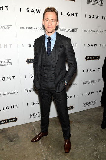Tom Hiddleston is a Suiting Style Standout