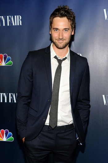 Ryan Eggold in NBC's 2013 Fall Launch Party in NYC