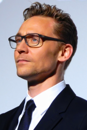 Tom Hiddleston at the High Rise premiere