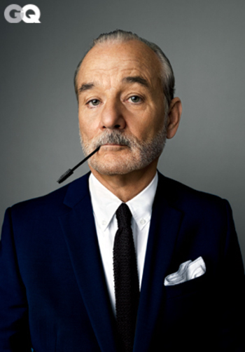 Bill Murray Profile - GQ January 2013