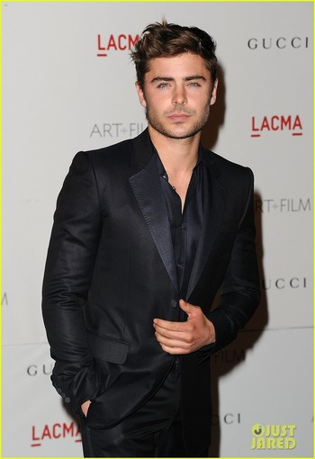 Men of the world, Please take a note from Zac Efron and remember a good lookingy hair style is so imp