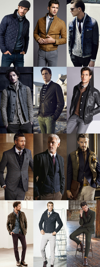 Men's Dressing Down Style Tips