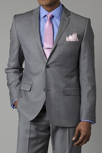Ted Baker Light Grey Suit