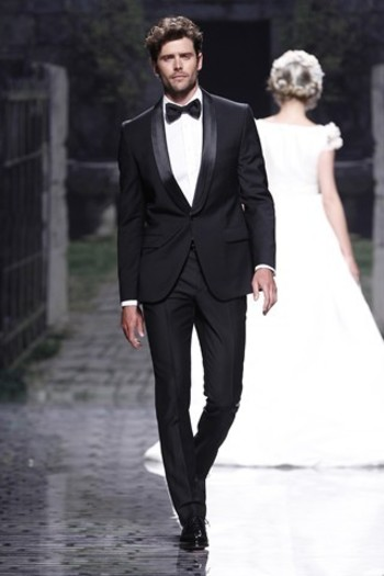 Browse suits for grooms, tuxedos, morning suits