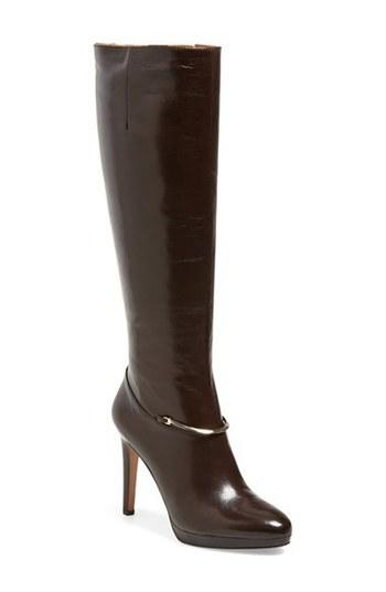Nine West 'Pearson' Tall Platform Boot (Women) | Nordstrom