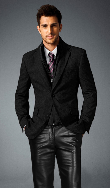 Best Leather Pants for Men 2013