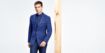 Suits from HUGO BOSS: so elegant and fashionable for men!