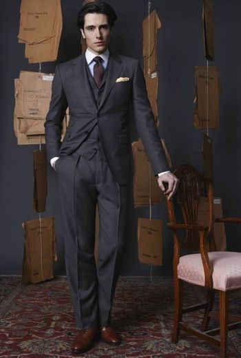 Richard Anderson - 13 Savile Row -