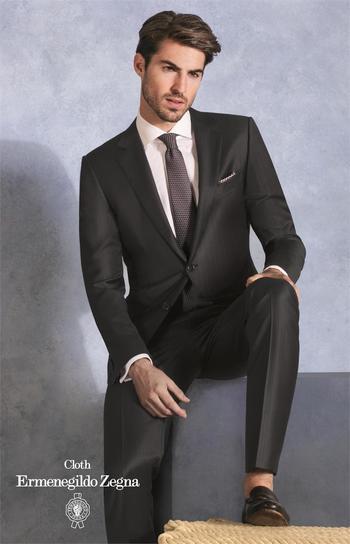black pinstripe suit combinations - Căutare Google