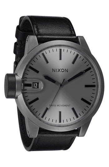 Nixon 'The Chronicle' Watch, 48mm | Nordstrom
