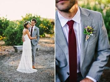 Moje wielkie wesele : Garnitur do ślubu