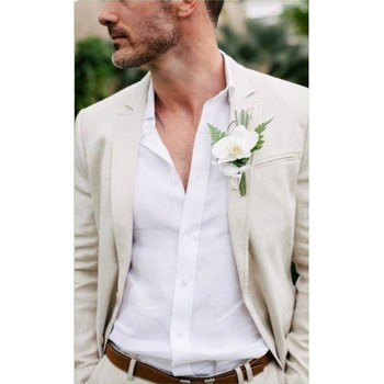 "Oh My Suit  on Instagram: ""/ Beach Weeding / #weeding #suit #flowers #beige #inpiration #men #guys #boys #menswear #menfashion #beard #belt #style #smart #elegant…"""