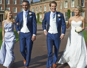 Lydbury - Tailcoats - Wedding Suits