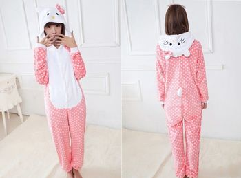 Various Animal Body Suit Pajamas