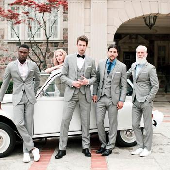 Custom Made Wedding Suits, Tuxedos & More