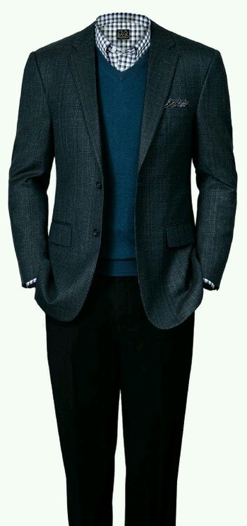 The Modern Suit. Professional but cool and