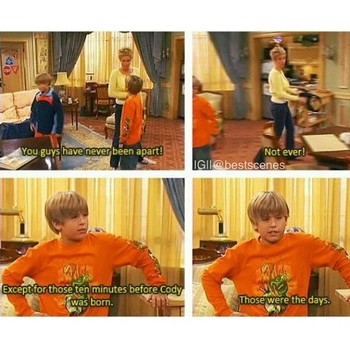 Suite Life of Zack and Cody.