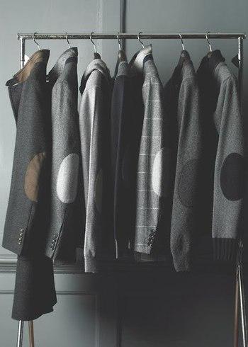 Hackett London Collection, Elbow patches jacket/blazer #men
