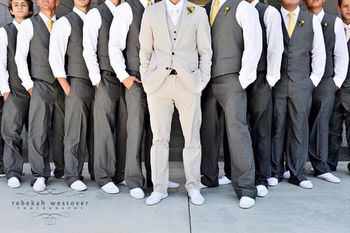 5 Questions to Ask Before Choosing Your Groomsmen   OneWed