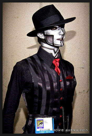 The Spine from Steam Powered Giraffe by