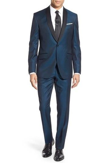 Ted Baker London Trim Fit Wool & Mohair Tuxedo | Nordstrom