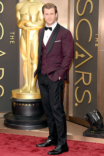Best Dressed Men at the 2014 Oscars