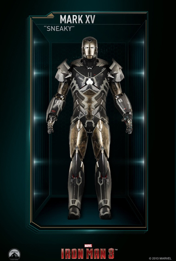All Iron Man Suits Gallery