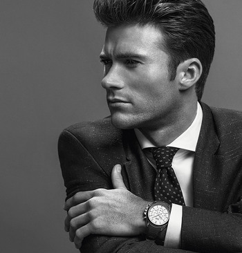 Scott Eastwood for BOSS Hugo Boss