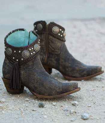 Indie Spirit by Corral Alamo Cowboy Boot