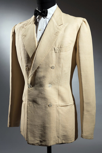 That 1930s Rubinacci Tussah Jacket By Attolini.