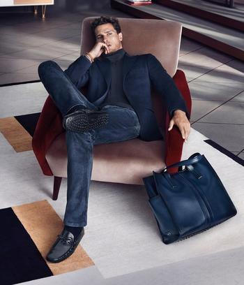 Tod's Fall Winter 2014 Ad Campaign