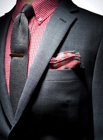 CHAD'S DRYGOODS: HOW TO......FOLD YOUR POCKET SQUARE