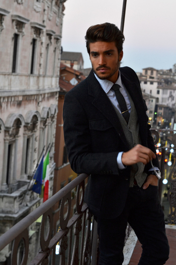 BUSINESS MAN. | MDV Style | Street Style Fashion Blogger