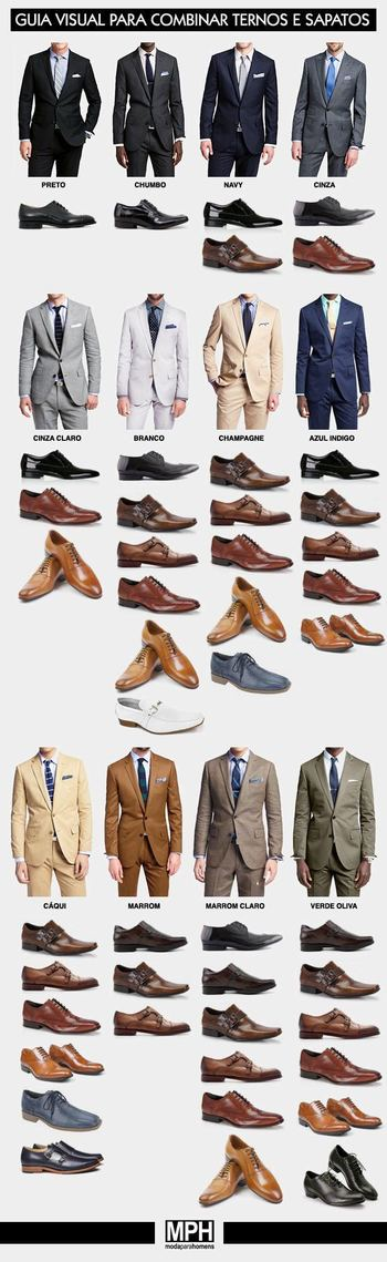43 Infographics that will make a Man Fashion Expert - LooksGud.in
