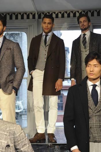 Suit Supply Fall/winter 2016-17 - New York Fashion Week Men's