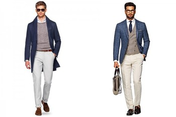 Suitsupply Spring/Summer 2016 Men's Lookbook
