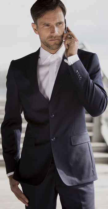 Amazing Men's Suits Photos From Herman Chow - Men's Fashion and Lifestyle Magazine - ZeusFactor