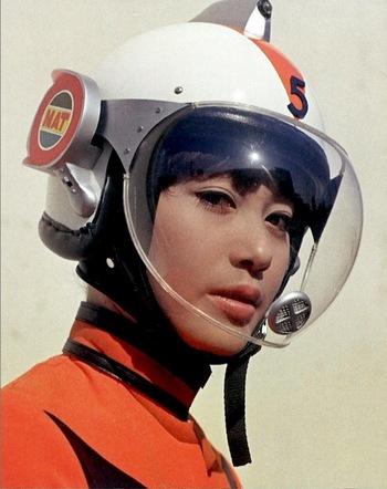 Yuriko Oka in The Return of Ultra-Man.