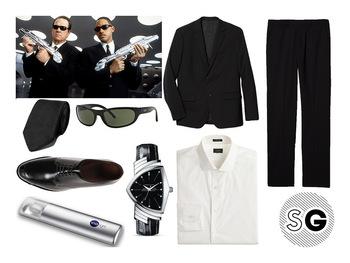 5 Days, 5 Ways: The Black Suit, Halloween Edition > Style Girlfriend