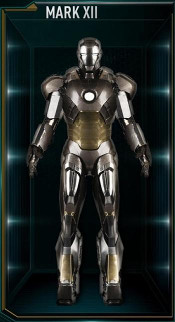 All Iron Man suits so far (From